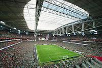 Action photo during the match Mexico vs Uruguay, Corresponding Group -C- America Cup Centenary 2016, at University of Phoenix Stadium<br /> <br /> Foto de accion durante el partido Mexico vs Uruguay, Correspondiante al Grupo -C-  de la Copa America Centenario USA 2016 en el Estadio de la Universidad de Phoenix, en la foto: Vista General  <br /> <br /> <br /> 05/06/2016/MEXSPORT/Jorge Martinez.