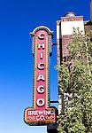 exterior, Chicago Brewing, Restaurant, Las Vegas, Nevada