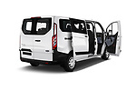 Car images of 2018 Ford Transit-Custom Trend 4 Door Passanger Van Doors