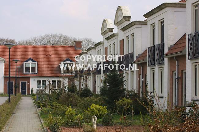 deventer 240401 vinexlokatie de vijfhoek<br />de hof van berlage in de deelwijk op den haar<br />foto frans ypma APA-foto