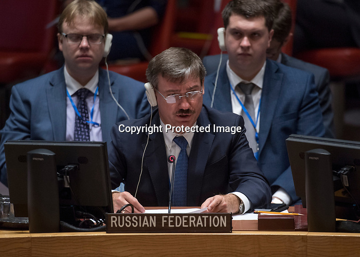 Security Council meeting<br /> The situation in the Central African Republic<br /> Report of the Secretary-General on the Central African Republic (S/2017/865)<br /> <br /> <br /> RASSIA