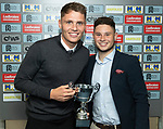 St Johnstone Player of the Year Awards Season 2018/2019, Dewars Centre, Perth 18.05.19<br />