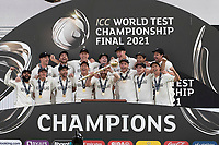 during India vs New Zealand, ICC World Test Championship Final Cricket at The Hampshire Bowl on 23rd June 2021