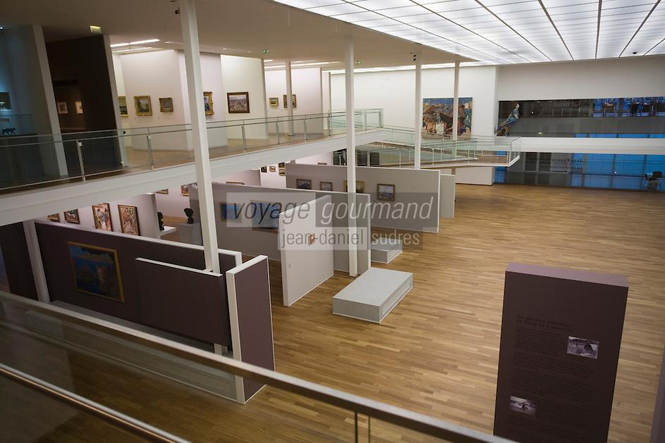Europe/France/Normandie/Haute-Normandie/76/Seine-Maritime/Le Havre: Musée des Beaux Arts André Malraux