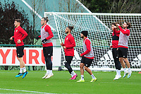 Gareth Bale of Wales during the Wales Training Session at The Vale Resort in Cardiff, Wales, UK. Saturday 12 October 2019