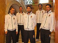 2013-04-03 Daviscup Rumania-Netherlands