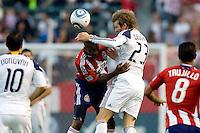 Club Deportivo Chivas USA vs Los Angeles Galaxy October 03 2010