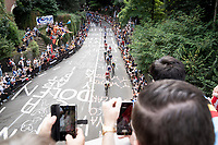 atop the Keizersberg<br /> <br /> Elite Men World Championships - Road Race<br /> from Antwerp to Leuven (268.3km)<br /> <br /> UCI Road World Championships - Flanders Belgium 2021<br /> <br /> ©kramon