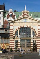 Alte Markthalle Wanhakaupahalli, Helsinki, Finnland