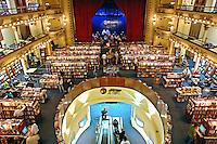 Livraria El Ateneo em Buenos Aires. Argentina. 2008. Foto de Caio Vilela.