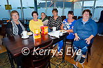 Supporting the Hospice Coffee evening in the Banna Beach Hotel on Thursday, l to r: Kathleen Brick, Elizabeth Harty, Karen Best, Brenda O'Connor, Theresa Stack and Liz Best (All Ardfert).