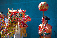 chinese new year celebration in santiago de chile