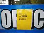 NELSON, NEW ZEALAND - APRIL 7: Covid 19 Lockdown. Tuesday 7 April 2020. Nelson,New Zealand. (Photo by Barry Whitnall/Shuttersport Limited)