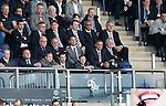 Rangers directors box at Falkirk