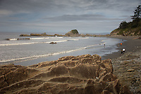 Kalaloch Beach 4, Olympic National Park, Washington, US