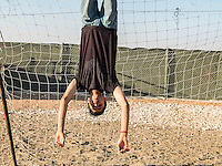 Sport is Life<br /> Everyday I go to the playground to play my favorite game.