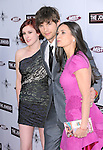 Rumer Willis,Demi Moore & Ashton Kutcher at the L.A. Premiere of The Joneses held at The Arclight Theatre in Hollywood, California on April 08,2010                                                                   Copyright 2010  DVS / RockinExposures