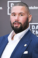 Tony Bellew<br /> arrives for the Dazn x Matchroom VIP Launch Event at the German Gymnasium Kings Cross, London<br /> <br /> ©Ash Knotek  D3569  27/07/2021