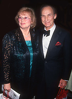 #SidCaeser and wife #Florence 1994<br /> Photo By John Barrett/PHOTOlink.net