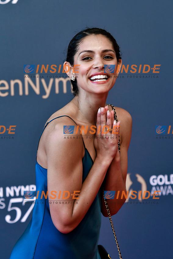 Miranda Rae Mayo Monaco - 20/06/2017<br /> 57 festival TV Monte Carlo <br /> Foto Norbert Scanella / Panoramic / Insidefoto
