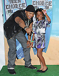 LL Cool J & daughter at Fox Teen Choice 2010 Awards held at he Universal Ampitheatre in Universal City, California on August 08,2010                                                                                      Copyright 2010 © DVS / RockinExposures