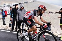 Thomas De Gendt (BEL/Lotto Soudal)<br /> <br /> Stage 11 from Sorgues to Malaucène (198.9km)<br /> 108th Tour de France 2021 (2.UWT)<br /> <br /> ©kramon
