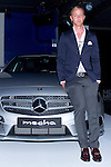 20.09.2012. Official presentation of the new Mercedes-Benz Car Class A in Moma Fifty Six at Madrid. In the image Jose Maria Guitierrez ´Guti´ (Alterphotos/Marta Gonzalez)