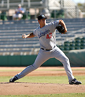 Justin Orenduff / Surprise Rafters 2008 Arizona Fall League..Photo by:  Bill Mitchell/Four Seam Images