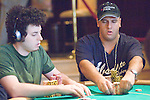 Alex Jacob and The Grinder mix it up.  The Grinder won the hand.