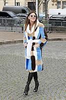 Anna DELLO RUSSO - Show Miu Miu - Paris Fashion Week Womenswear Fall/Winter 2017/2018 - France