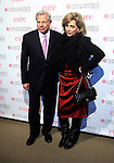 Dr. Samuel Waxman and Patti D'Arbanville attends the 12th Annual Collaborating For a Cure Dinner & Auction to benefit the Samuel Waxman Cancer Research Foundation at the Park Avenue Armory, November 18, 2009 .