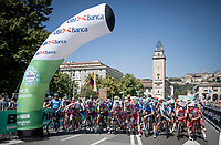 at the start in Bergamo<br /> <br /> 114th Il Lombardia 2020 (1.UWT)<br /> 1 day race from Bergamo to Como (ITA/231km) <br /> <br /> ©kramon