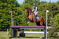 CAN-Kathryn Robinson rides Cloud K during the Cross Country for the CCI-L 3* Section C. 2021 GBR-Saracen Horse Feeds Houghton International Horse Trials. Hougton Hall. Norfolk. England. Saturday 29 May 2021. Copyright Photo: Libby Law Photography