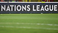 Banner Nations League <br /> Bologna 07-09-2018 <br /> Football Calcio Uefa Nations League <br /> Italia - Polonia / Italy - Poland <br /> Foto Andrea Staccioli / Insidefoto