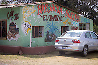 Amealco, Qro. 3 marzo 2017.- Aspectos generales del restaurante campestre El Chamizal, ubicado en la carretera Amealco-San Ildefonso, kilómetro 5.<br /> <br /> El lugar es reconocido por sus platillos de mole servido con guajolote.