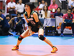 Haruka Miyashita (JPN), AUGUST 27, 2015 - Volleyball : FIVB Women's World Cup 2015 1st Round between Japan 3-2 Dominican Republic  in Tokyo, Japan. (Photo by Sho Tamura/AFLO SPORT)