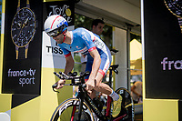 Stage 13 (ITT): Pau to Pau (27km)<br /> 106th Tour de France 2019 (2.UWT)<br /> <br /> ©kramon