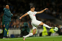 30th September 2021; Tottenham Hotspur Stadium. Tottenham, London, England; UEFA Conference League football, Tottenham v NS Mura: Sergio Reguilon of Tottenham Hotspur