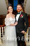 Mitchell/Ryan wedding in the Ballyseede Castle Hotel on Saturday October 31st.