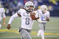 NCAA FOOTBALL: Memphis at Navy