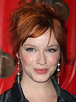 New York City 6/15/2008, Christina Hendricks, Photo By John Barrett/PHOTOlink