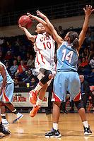 091230-Louisiana Tech @ UTSA Basketball (W)