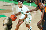 Mean Green Women's Basketball v Oklahoma State at Super Pit in Denton on December 22, 2020