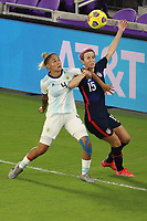USA vs Argentina (SheBelieves)
