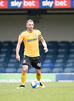 John White, Southend United, in action during Southend United vs West Ham United Under-21, EFL Trophy Football at Roots Hall on 8th September 2020