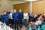 National Community Engagement: Pictured at the National Community Engagement meeting at the Listowel Family Resource Centre on Friday lat were Garda Dylan Nolan, Larry Guiney & John Curtin, Listowel Fire Service, Sgt. Ian Kelly, Inspector John Ryan & Mary Dillon.