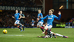Barrie McKay scythed down by Callum Paterson