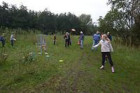 GOLF: HEERENVEEN: 20-10-2019, Opening Disc Golf Course traject, ©foto Martin de Jong