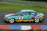 British Touring Car Championship at Knockhill. #5 Ray Bellm (GBR). M Team Shell Racing with Listerine. BMW 318is Coupe.