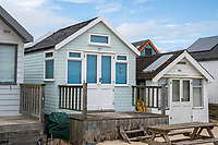 Britain's most expensive beach huts on course to break the £400K barrier